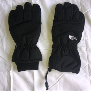 North Face Winter Glove and Other Mismatched Glove